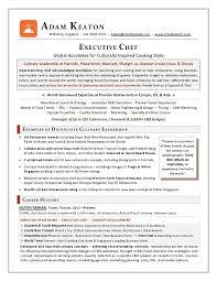 Entertain Executive Resume Writers Tags Executive Chef Resume Haadyaooverbayresort Com