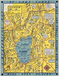 Palm Springs Map The Lindgren Brothers Of Spokane Washington And Their Remarkable