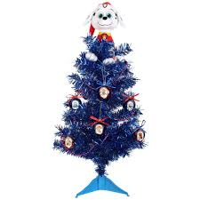 paw patrol christmas tree 2 feet toys