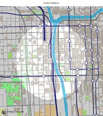Metra Rail Map Map Of Building Projects Properties And Businesses Near The