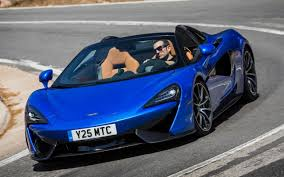 cars mclaren reviews