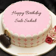 pink birthday cake for sale sahab