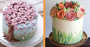 flower cakes 28 blooming flower cakes for an artfully delicious way to welcome