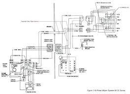 1974 chevrolet wiring diagram chevy blazer schematic delay wipers