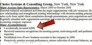Funny Resume Examples by Is It Ok That These Guys Should Get The Job Based On Their