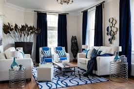 White And Blue Curtains 15 Blue Drapes And Curtain Ideas For A Stunning Modern Interior