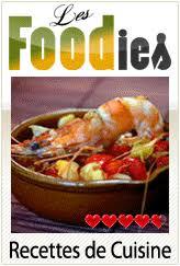 les foodies site de recettes de cuisine 3615