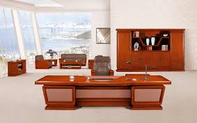 Executive Desk Office Furniture High End Presidential Furniture Executive Desk For Sale Hy D鸿业2