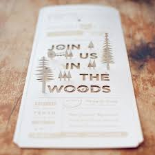 best wedding invitations punch out wedding invitation paperspecs