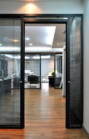stores de bureau cloison amovible vitrée à vitrage de bureau s7 clipper