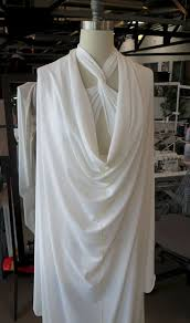 Draping On A Dress Form Cowl Draped Infinity Dress 9 Steps With Pictures