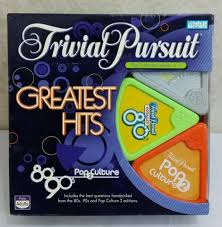 trivial pursuit 80s brothers trivial pursuit greatest hits 80s 90s pop