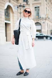 style roundup dresses over pants erica wark erica on fashion