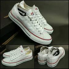 Jual Sepatu Converse Varvatos jual sepatu converse ct chuck all ox classic all