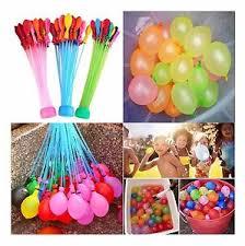 water balloons 111 fast fill magic water balloons self tying bunch o balloon