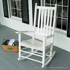 perfect white wooden rocking chair heavyduty outdoor chairs at