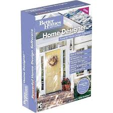 home design software amazon amazon com better homes and gardens home designer