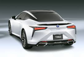 lexus japan dealer trd works its magic on the lexus lc autoevolution