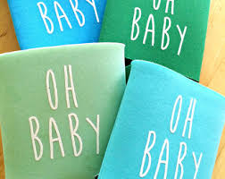 baby shower koozies baby shower koozie etsy