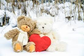 s day teddy teddy bears on s day stock image image of lovely plush