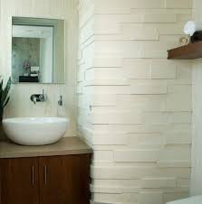 Senior Bathroom Remodel Manhattan Beach Ultra Modern Bathroom Remodel Modern Powder