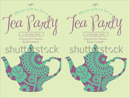 tea party invitation template 40 free psd eps indesign format