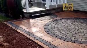 Paver Patio Kits Circle Paver Patio Kits Decorating Idea Inexpensive Wonderful On