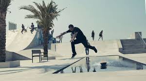 youtube the lexus hoverboard this lexus lets skateboarders test out its new hoverboard