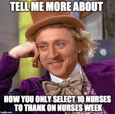 Nurses Week Memes - reddit nurses have spoken 22 worst nurses week gifts ever 5