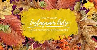 how to create instagram ads using ads manager crello
