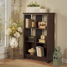 cube bookcase room divider furniture decor trend simple cube