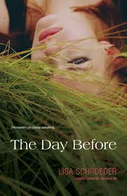 the day before by schroeder