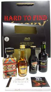 baileys gift set buy whisky liqueurs bailey s disaronno martell taylors lindt