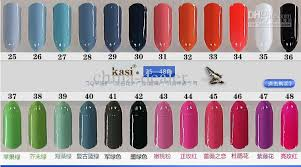 different nail polish colors images