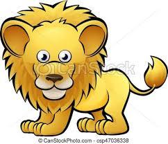 safari cartoon a lion safari animals cartoon character vectors search clip art