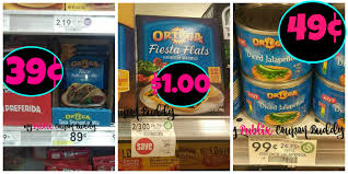 spirit halloween coupon printable ortega products as low as 39 now at publix my publix coupon