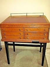 Antique Slant Top Desk Worth Antique Standing Desk Ebay
