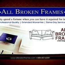 All Broken Frames Get Quote Furniture Repair Downtown - Furniture repair atlanta
