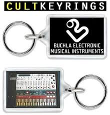 Music Box Keychain Buchla Music Box Keyring Synthesizer Ebay