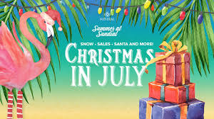 christmas in july christmas in july sundialstpete