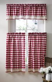 Primitive Country Kitchen Curtains by Best 25 Blue Kitchen Curtains Ideas On Pinterest Kitchen