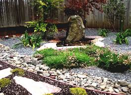 collections of front yard rock landscaping ideas free home