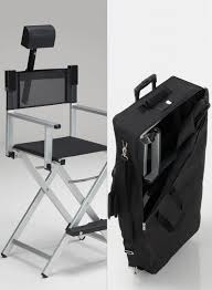 professional makeup light makeup chair professional makeup artist directors chair wood light