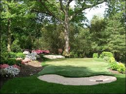Small Backyard Putting Green Best 25 Outdoor Putting Green Ideas On Pinterest Backyard
