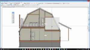 gambrel roof house plans what is wrong with my gambrel roof wrong question youtube