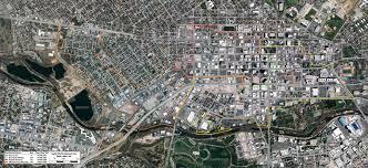 Urban Map Urban Renewal Districts Ccdc Boise
