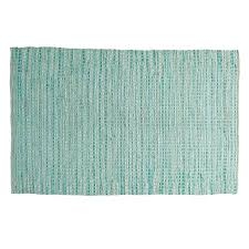Rugs With Teal Teal Rag Rug The Land Of Nod