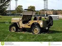 military police jeep korean war era jeep stock photo image of olive jeep 59989430