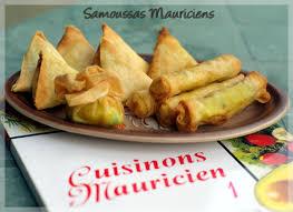 cuisine mauricienne samoussas aux légumes recette mauricienne je papote