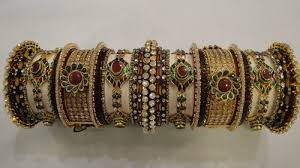 Indian Wedding Chura Chura Bangles Wholesaler From Surat